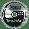 Makita B-09628 - PÂNZĂ FIERĂSTRĂU TĂIERI ÎNCLINATE 216X30X64TH ALUMINIU - ForeStore