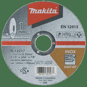 Makita B-12251 - DISC TĂIERE INOX 150X1.6X22 - ForeStore