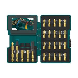 Makita B-49921 - SET 26 BITI IMPACT GOLD TORSIUNE 65MM - ForeStore
