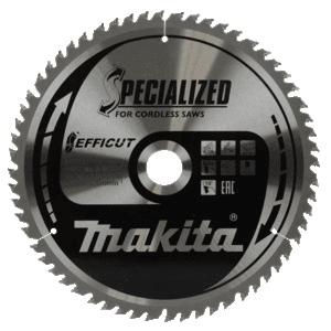 Makita B-67234 - PANZA CIRCULAR TIP EFFICUT 260x30x60th P - ForeStore