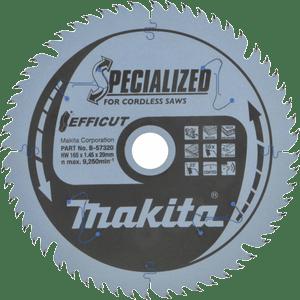 Makita B-67240 - PANZA CIRCULAR TIP EFFICUT 260x30x80th P - ForeStore