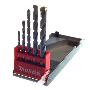 Makita D-05175 - SET BURGHIE 4-10X70-100X35-60 | 5B - ForeStore