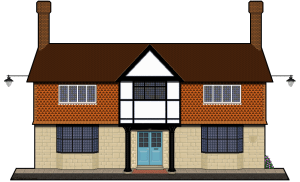 Forest Row Village Hall Illustration