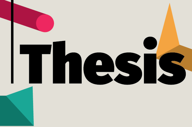 How to Write a Thesis? - Forestrypedia