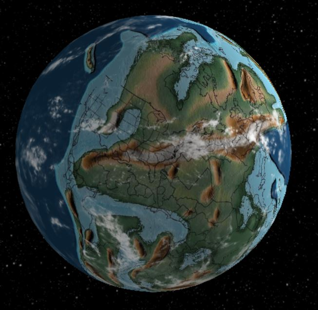 280 million years ago - Forestrypedia