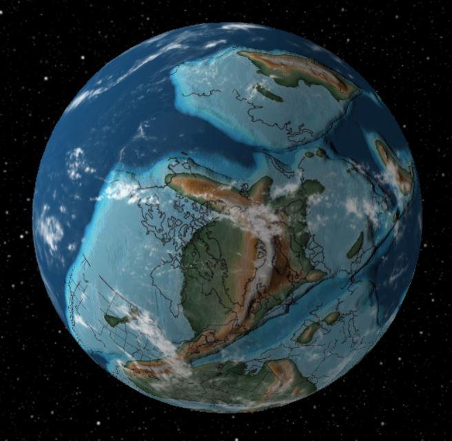 370 million years ago - Forestrypedia