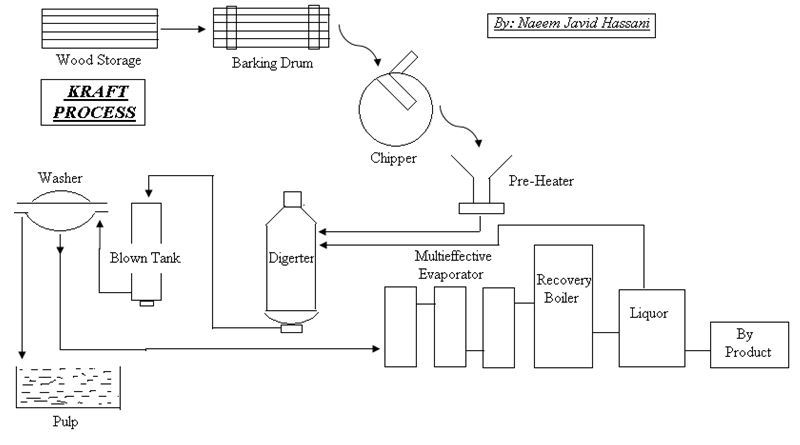 Pulp and Paper - Pulp and Paper - Kraft Process1