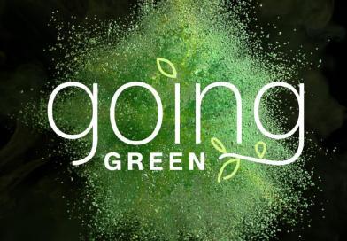 Going Greenشجر کاری