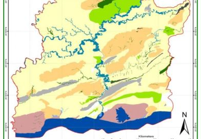 Hingol National Park - Landuse and Habitat Mappings | Boundary Delineation - forestrypedia.com