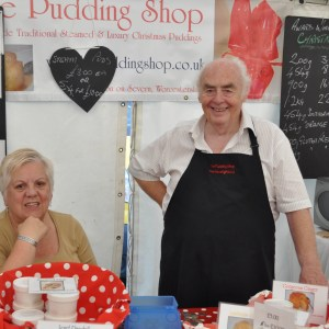 The Pudding Shop