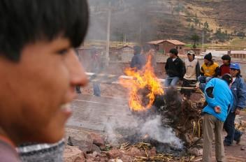 A medida que más peruanos se trasladen a las ciudades, los incendios arderán en las afueras, advierten investigadores. Fotografía de Danielle Pereira/flickr.