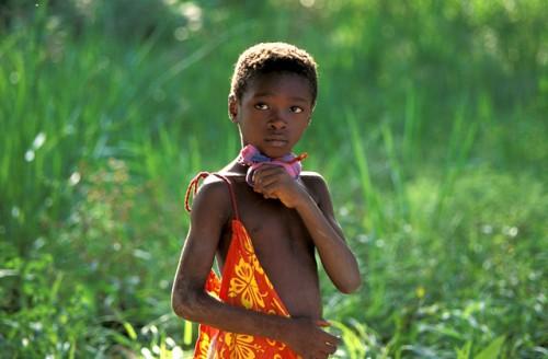 Niño del Sur de Surinam. Foto Conservación Internacional por Haroldo Castro.