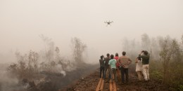 Peat fires and toxic haze: The power of perception