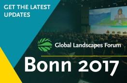 Global Landscapes Forum: Livestream