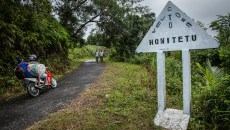 Postcards from the field: The view from Honitetu