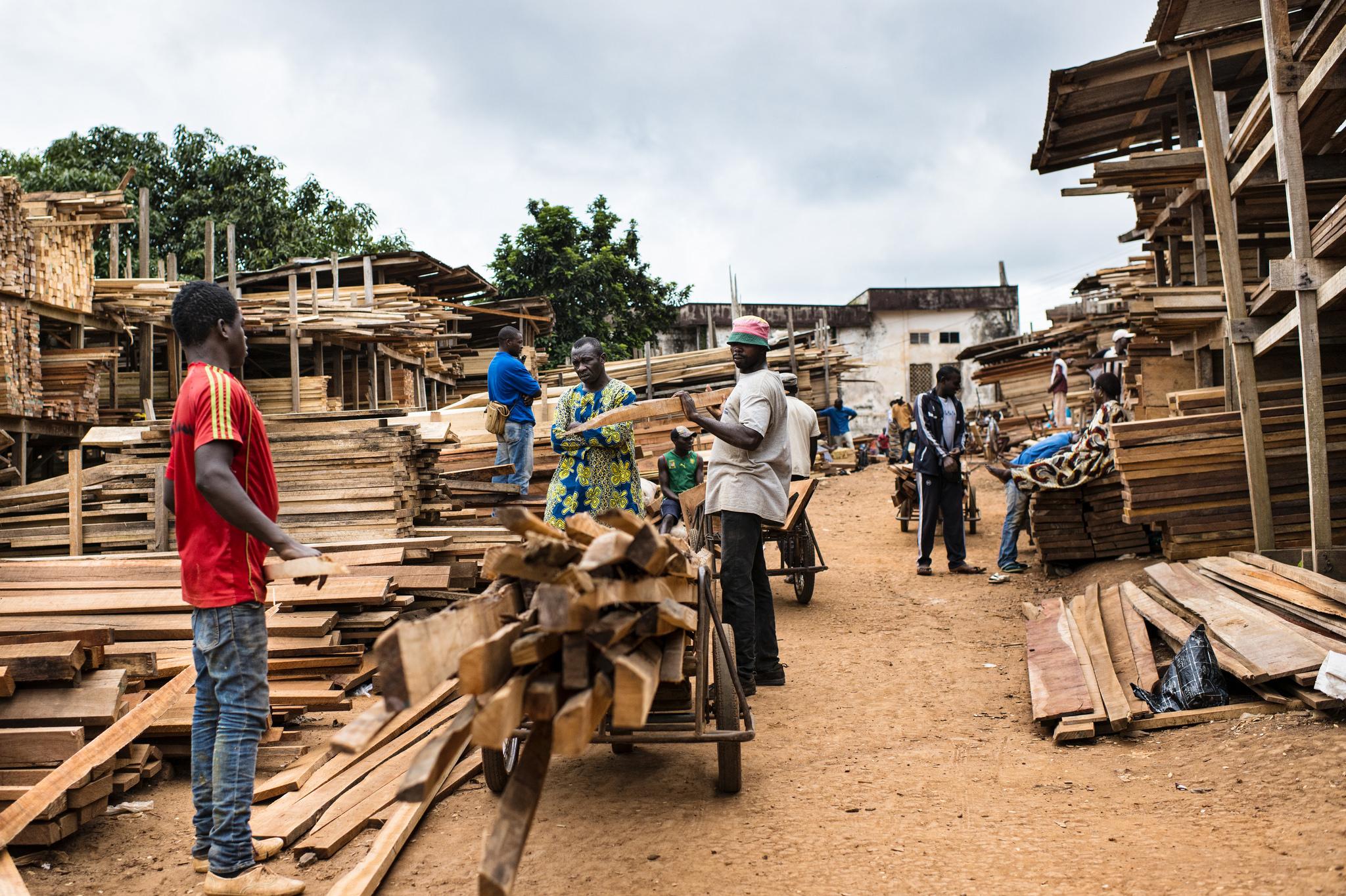 Et si les consommateurs camerounais voulaient aussi du bois légal?
