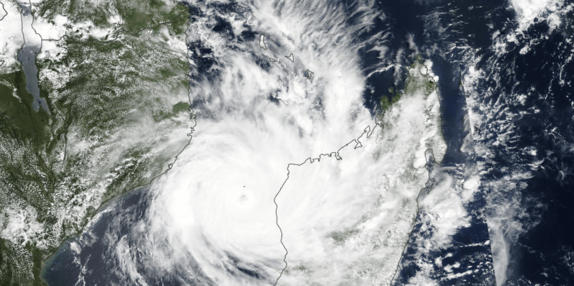 cyclone kenneth, climate change, NASA, NASA Disasters Program, Cyclone, Tropical Cyclone, Idai, 2019, hurricane