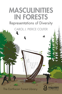aMasculinities in Forests: Representations of Diversity, book jacket. Credit: Handout/EarthscanMasculinities in Forests: Representations of Diversity book jacket
