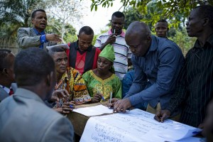 DRC needs a new generation of forest managers. Photo: Ollivier Girard/CIFOR