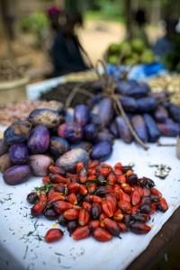 Market in the village of Minwoho, Lekié, Center Region, Cameroon. Photo: Ollivier Girard/CIFOR