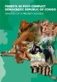 Click to read: Forests in post-conflict Democratic Republic of Congo: analysis of a priority agenda