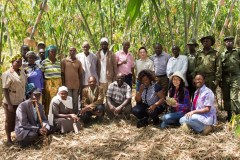 Mapping bamboo forest resources in East Africa