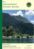 Gender in the jungle: a critical assessment of women and gender in current (2014–2016) forestry research