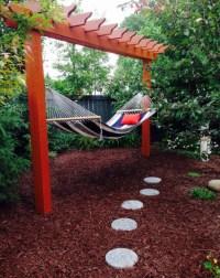 hammock pergola Gallery