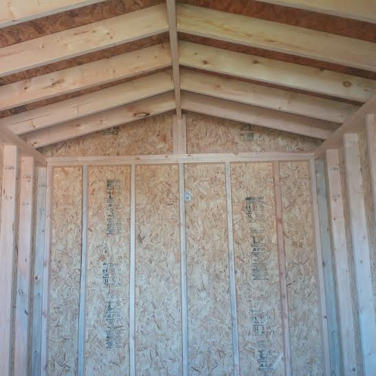 Storage Shed Forest Trek Woodwork
