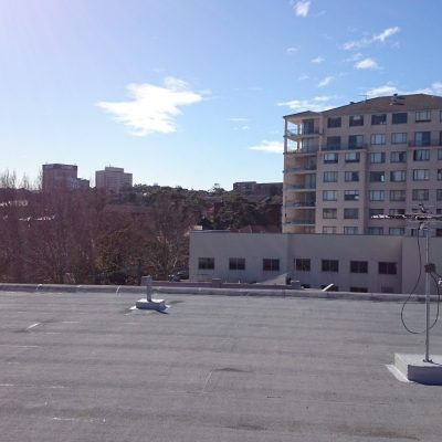 Torch-OnWaterproofing Roof Kingsford