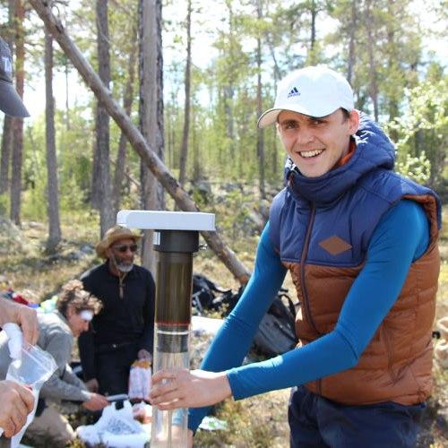 laboratoires de recherche IRN Forêts froides