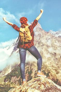 Auf dem Berg!