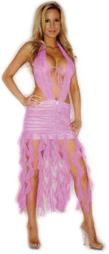 Seriously McmIllan she so ghetto prom dress ugly hoochie