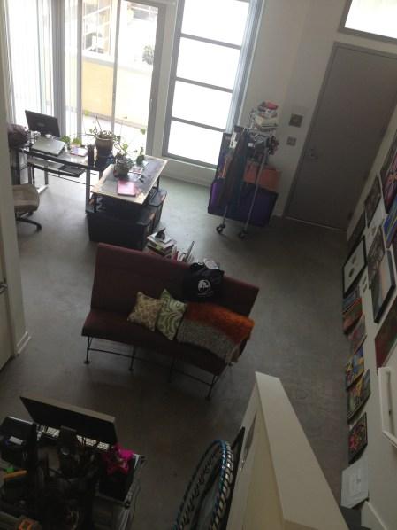 Studio day 4 - Ready for open studio!
