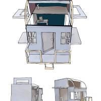 My dream mobile art studio...