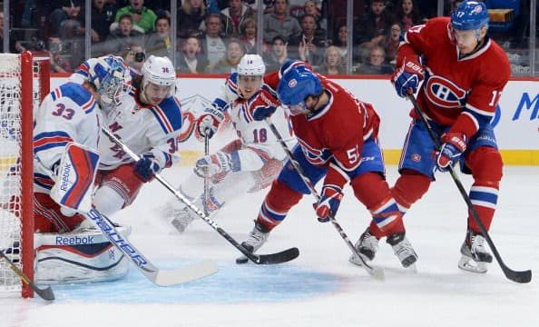 Talbot stones the Habs (NHL)