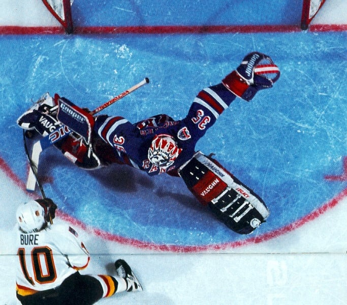 THE SAVE (NYR)