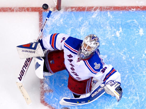 THN: Rangers eyeing a return date of March 24th versus L.A. for Lundqvist - FOREVER BLUESHIRTS