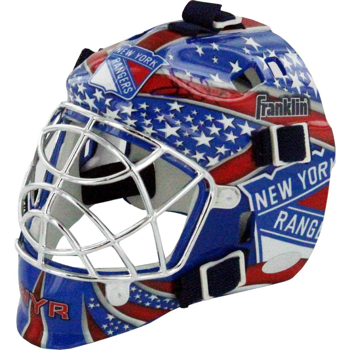 Henrik Lundqvist Blowout Sale Signed Mini Mask 189 99 Was 299