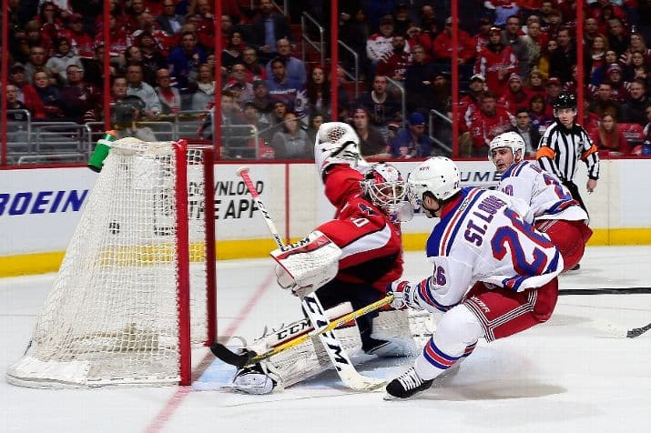 Marty St. Louis makes no mistakes here (Photo: Patrick McDermott/Getty Images)