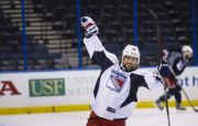Practice Buzz: Mats Zuccarello out for Game 7, holding out hope for Stanley Cup Final