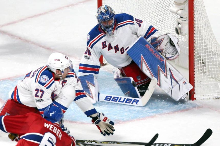 Henrik Lundqvist Is Elite And Needs To Play A Lot Forever Blueshirts