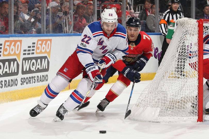 e5981c59574 Kevin Shattenkirk (Photo by Joel Auerbach/Getty Images). The latest around  the web concerning the New York Rangers.