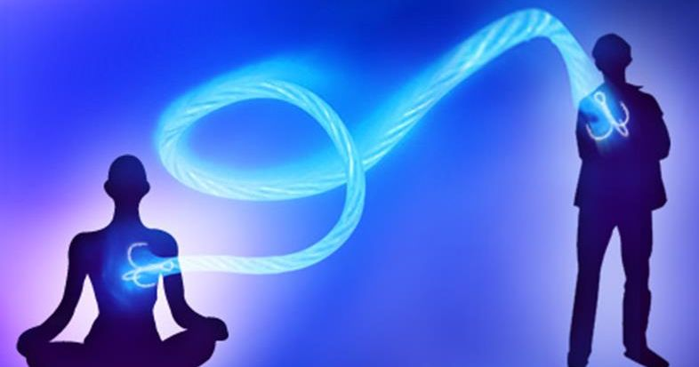 etheric cords