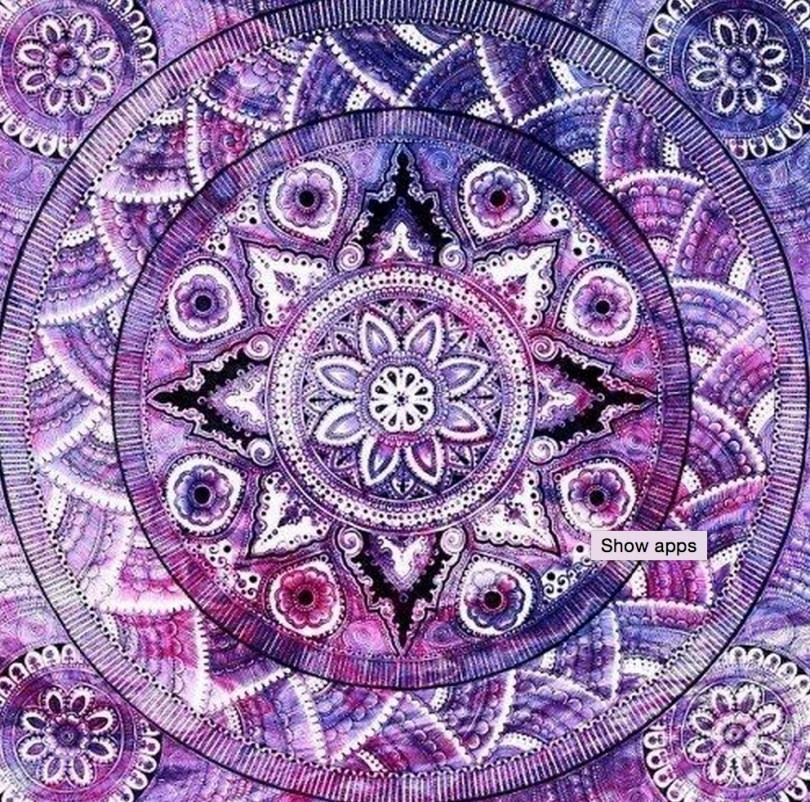 healing power of mandala