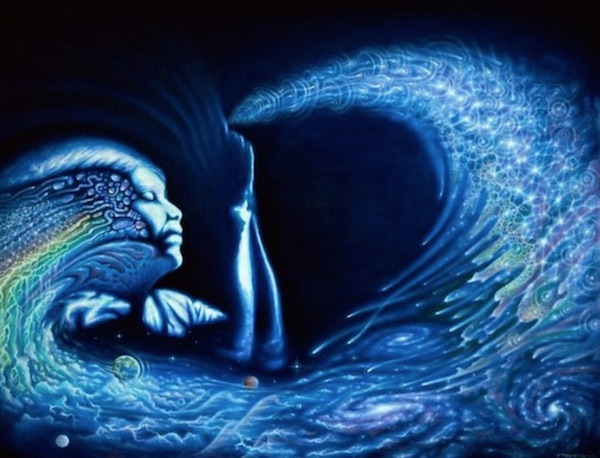 manifesting from your higher self or ego