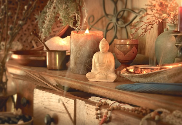 filling your home with positive energy