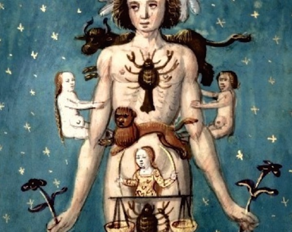 heal your body using astrology