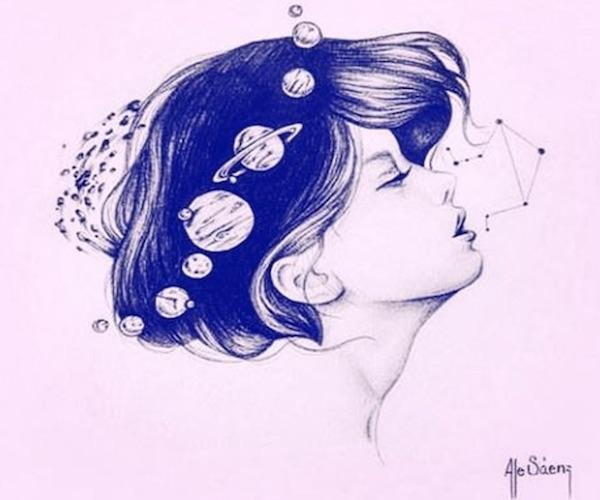 crown chakra hair