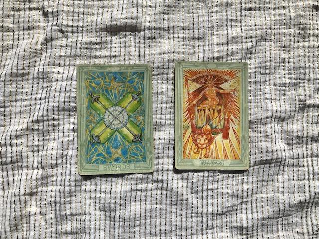 tarot reading march 12